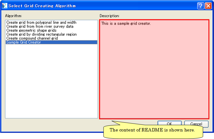 how to create a readme file